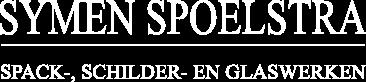 Symen Spoelstra  Garijp - Spackspuitbedrijf